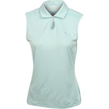 Puma Key Sleeveless Shirt Polo Short Sleeve Apparel