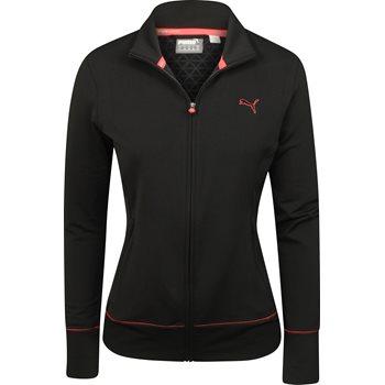 Puma PWRWarm Full Zip Golf Outerwear Wind Jacket Apparel