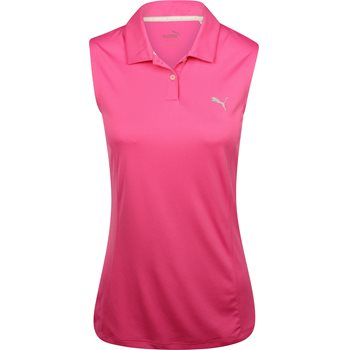 Puma Pounce Sleeveless Shirt Polo Short Sleeve Apparel