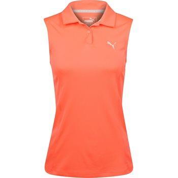 Puma Pounce Sleeveless Shirt Polo Short Sleeve Apparel