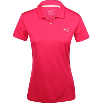 Puma W Pounce Shirt Polo Short Sleeve Apparel