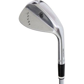 "Scratch Golf 8620 Milled D/D Grind Custom ""COLBY"" Wedge Preowned Golf Club"
