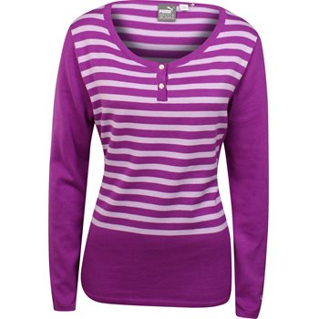 Puma Scoopneck Sweater Sweater Crew Apparel