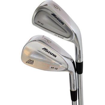 Mizuno MP-60/MP-32 Combo Iron Set Preowned Golf Club