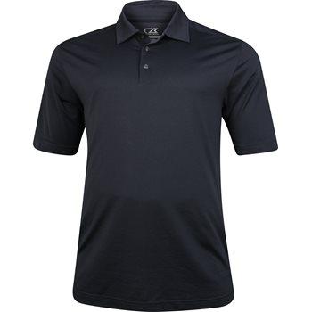 Cutter & Buck Big & Tall DryTec Medina Tonal Stripe Shirt Polo Short Sleeve Apparel