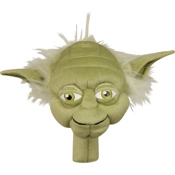 Star Wars Yoda Hybrid Headcover Accessories