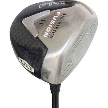 Callaway Big Bertha Fusion FT-2 Draw Driver Preowned Golf Club
