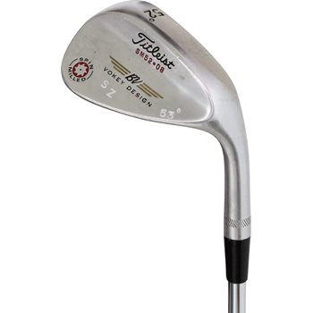 "Titleist Vokey Spin Milled Custom ""SZ 53*"" Wedge Preowned Golf Club"