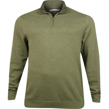 Cutter & Buck Big & Tall Forest Park Half-Zip Outerwear Pullover Apparel