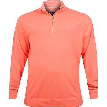 Cutter & Buck Big & Tall Rylands Half-Zip Outerwear Pullover Apparel