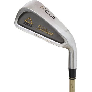 Titleist DCI Gold Oversize Iron Individual Preowned Golf Club