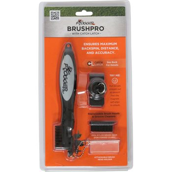 Frogger BrushPro With Catch Latch Tools Accessories