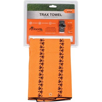 Frogger Trax Towel Accessories