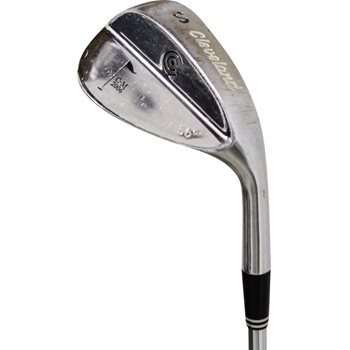 "Cleveland 588 Chrome Custom ""C-M 2006"" Wedge Preowned Golf Club"