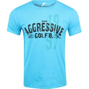 Aggressive Golf Paradise Island Shirt T-Shirt Apparel