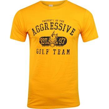 Aggressive Golf School's Out Shirt T-Shirt Apparel