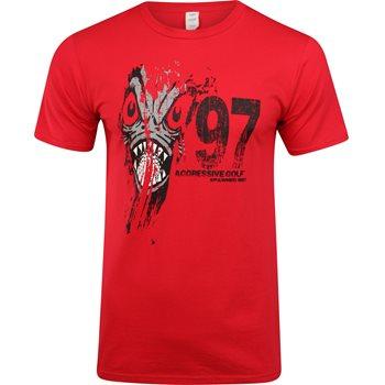 Aggressive Golf Tear It Up Shirt T-Shirt Apparel