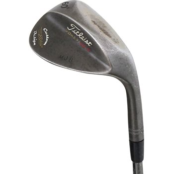"Titleist Vokey TVD-M Custom Black Nickel ""MJB"" Wedge Preowned Golf Club"