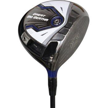 Callaway Great Big Bertha uDesign Blue Driver Preowned Golf Club