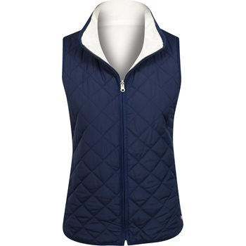 Golftini Reversible Wind Outerwear Vest Apparel