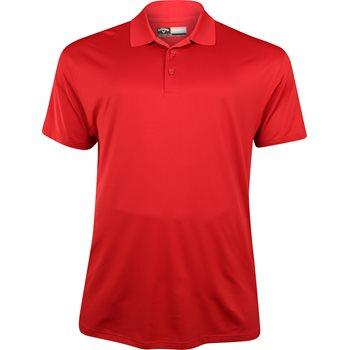 Callaway Big & Tall Opti-Dri Solid Stretch Shirt Polo Short Sleeve Apparel