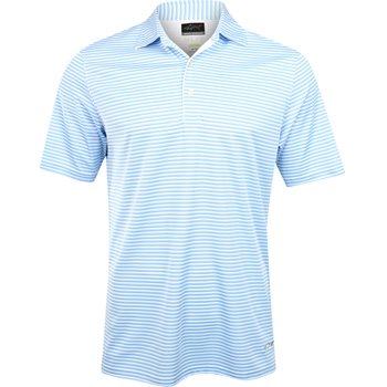Greg Norman ML75 Tonal Stripe Shirt Polo Short Sleeve Apparel