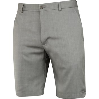 Greg Norman Plaid Shorts Flat Front Apparel