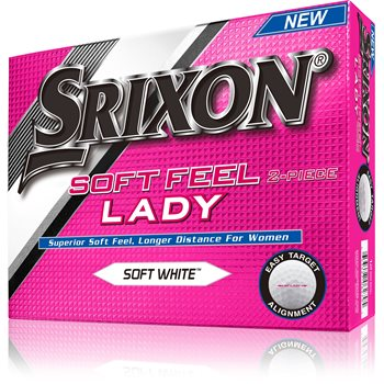 Srixon Soft Feel Lady 5 Golf Ball Balls