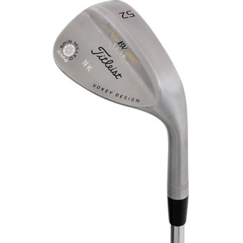 "Titleist Vokey SM4 Tour Chrome ""NK"" Wedge Preowned Golf Club"