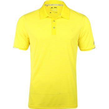 Adidas ClimaChill Tonal Stripe Shirt Polo Short Sleeve Apparel