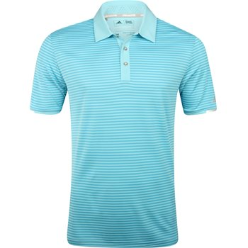 Adidas ClimaChill Tonal Stripe Shirt Polo Short Sleeve Apparel