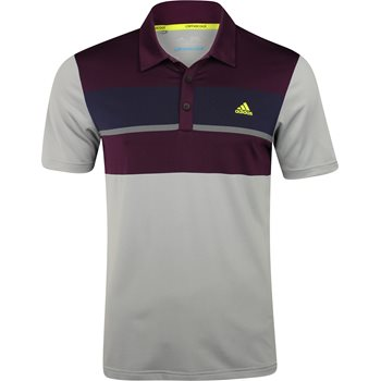 Adidas ClimaCool Engineered Block Shirt Polo Short Sleeve Apparel