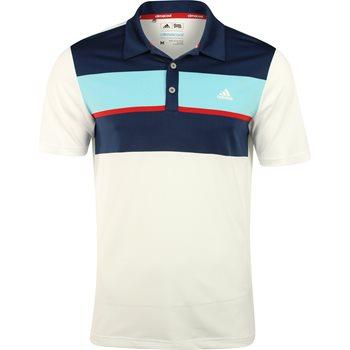 Adidas ClimaCool Engineered Block Shirt Polo Short Sleeve Apparel