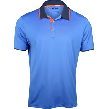 Adidas ClimaCool Performance Stretch Shirt Polo Short Sleeve Apparel