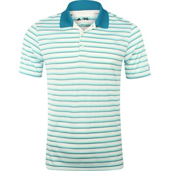 Adidas Club Merch Stripe Shirt Polo Short Sleeve Apparel