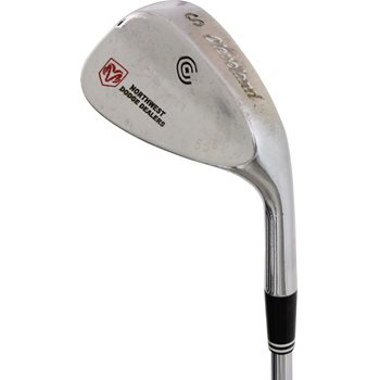 Cleveland 588 Chrome Custom Dodge Wedge Preowned Golf Club
