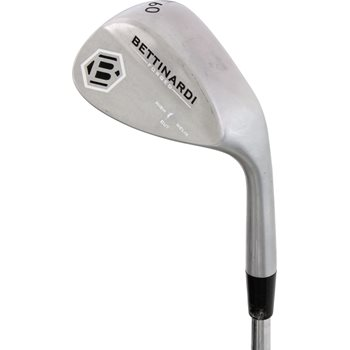 Bettinardi Satin Nickel H2 Wedge Preowned Golf Club