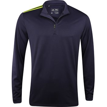 Adidas 3-Stripes Classic ¼ Zip Outerwear Pullover Apparel