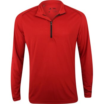 Adidas Ultra Lightweight UPF ¼ Zip Outerwear Pullover Apparel