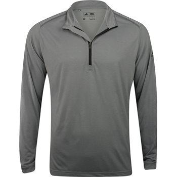 Adidas Ultra Lightweight UPF ¼ Zip Outerwear Pullover Apparel