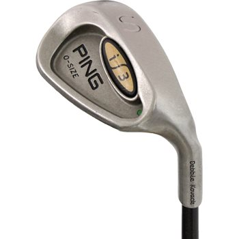 "Ping i3 O-Size Custom ""Debbie Kovack"" Wedge Preowned Golf Club"
