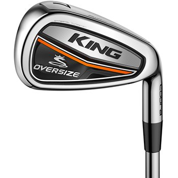Cobra King OS Iron Set Preowned Golf Club