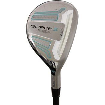 Adams Idea Super S Teal / Black Hybrid Preowned Golf Club