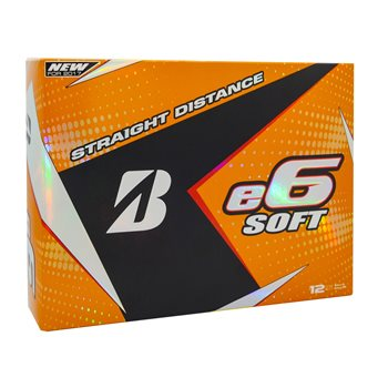 Bridgestone e6 Soft Golf Ball Balls