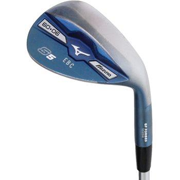 "Mizuno S5 Blue Ion Custom ""EBC"" Wedge Preowned Golf Club"