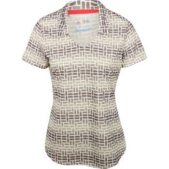 Adidas Merch Print Shirt Polo Short Sleeve Apparel