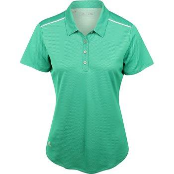 Adidas Microdot Shirt Polo Short Sleeve Apparel