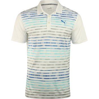 Puma Road Map Shirt Polo Short Sleeve Apparel