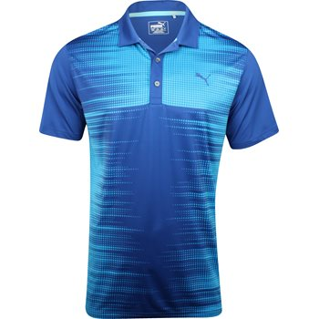 Puma Frequency PWRCool Shirt Polo Short Sleeve Apparel