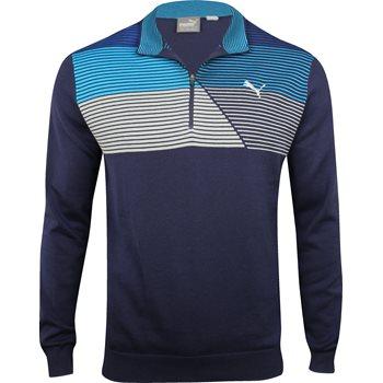 Puma ¼-Zip Sweater Crew Apparel